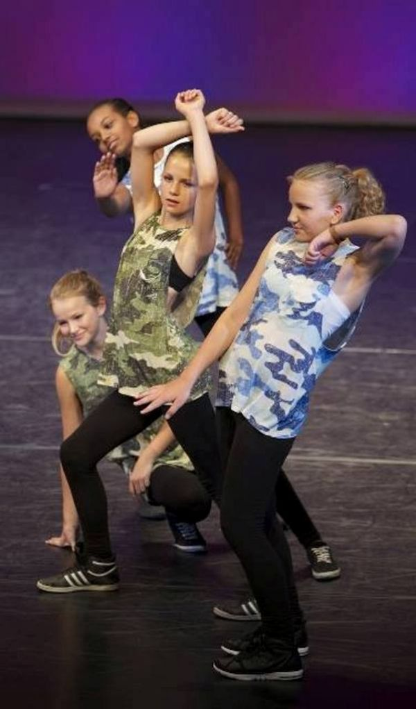 Bild Hip Hop Teens
