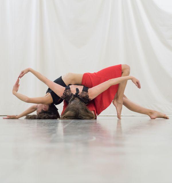 Bild Zeitgenössisches Tanztraining