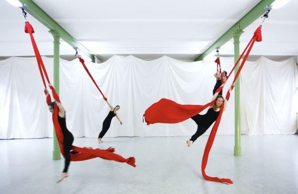 Bild Aerial Dance