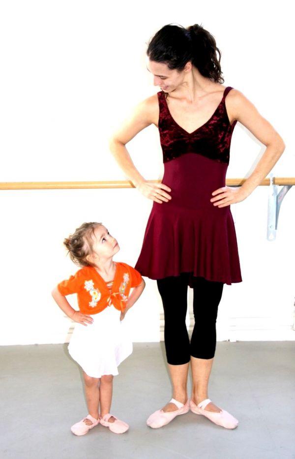Bild Eltern-Kind-Tanz